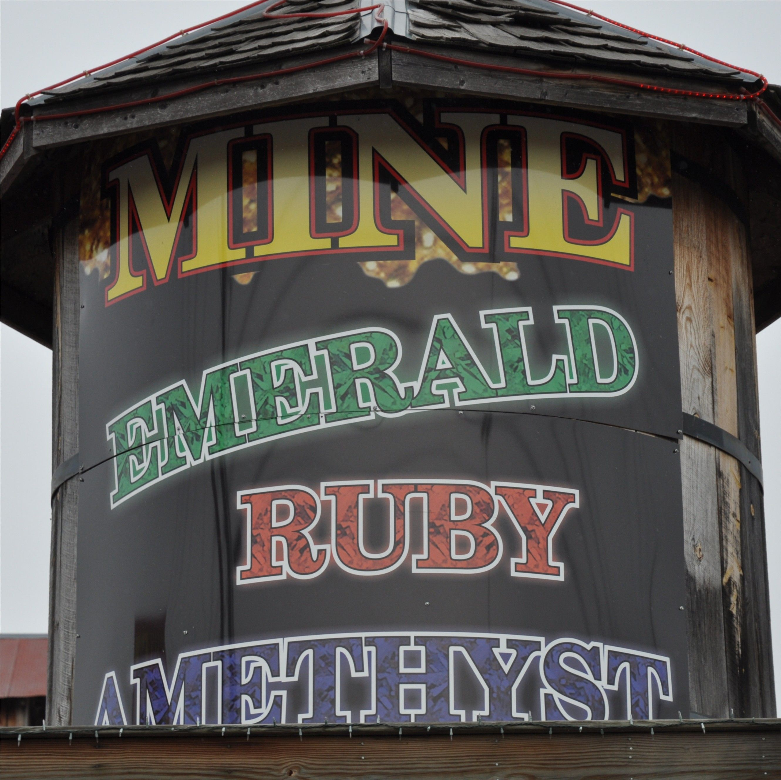 Have you gone mining in Pigeon Forge http://www.pantherknobcottages.com