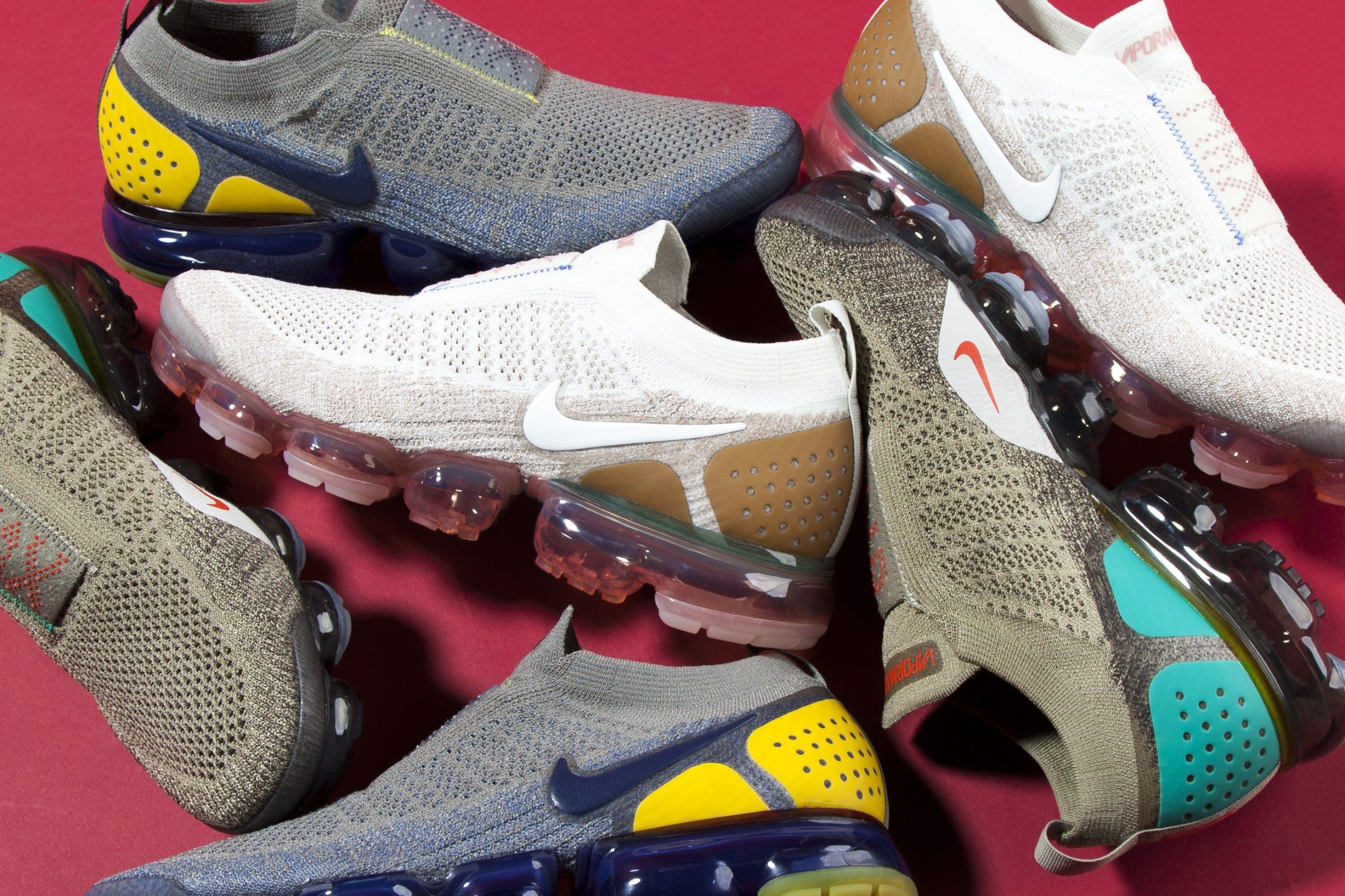 outlet store 86651 998e4 Save by Hermie. Nike Air VaporMax Moc 2 Releases In New Colorways   Nice  Kicks