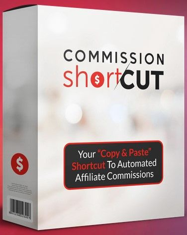 Commission Shortcut PRO By Glynn Kosky & Rod Beckwith