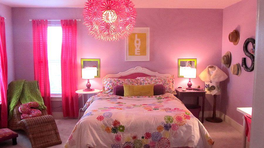 Stanza Da Letto Rosa : Idee per colori di pareti per la camera da letto top