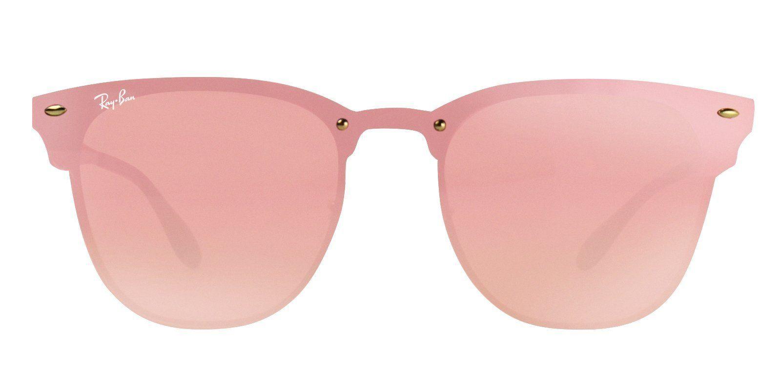 d4810791077b Ray Ban - RB3576N Gold - Pink sunglasses