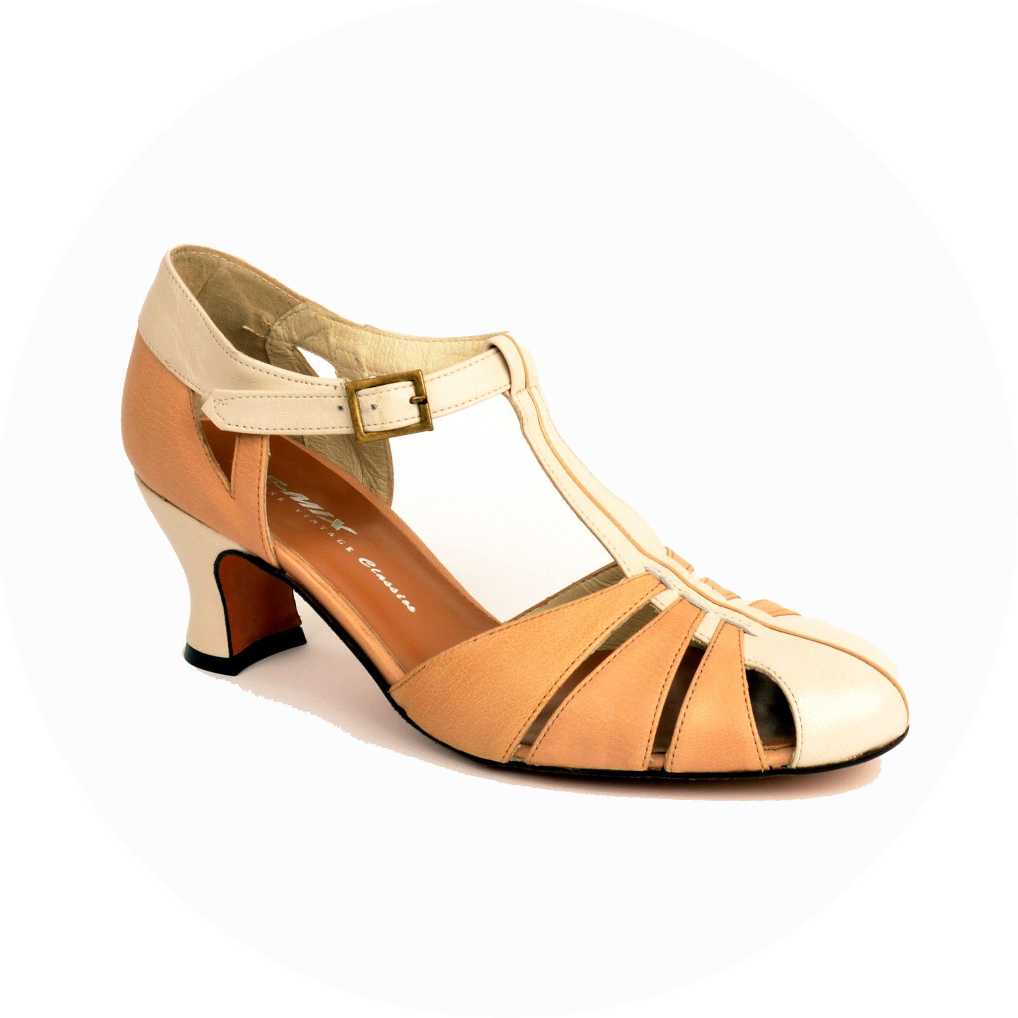 ac6e12dd5d4bb7 ReMix Vintage Shoes Balboa