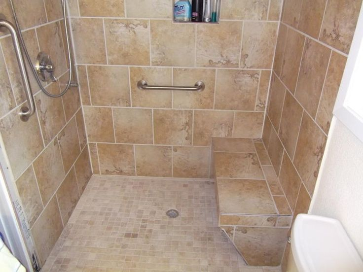 stand up showers for small bathrooms