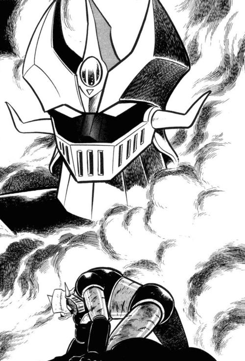 Mazinger z dessin animé