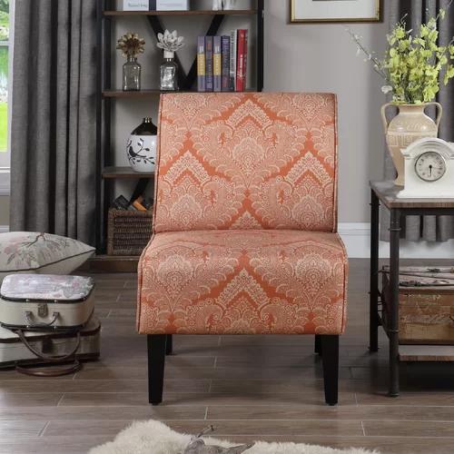 Rockwell Slipper Chair Chair, Furniture, Slipper chair