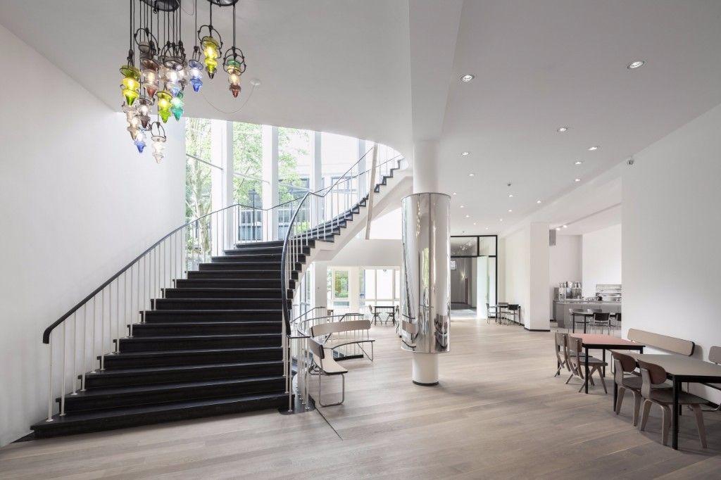 La Academia Van Eyck de Holanda, esta recibiendo proyectos para su programa de residencias 2016 dirigido a escritores, arquitectos, diseñadores y artistas.