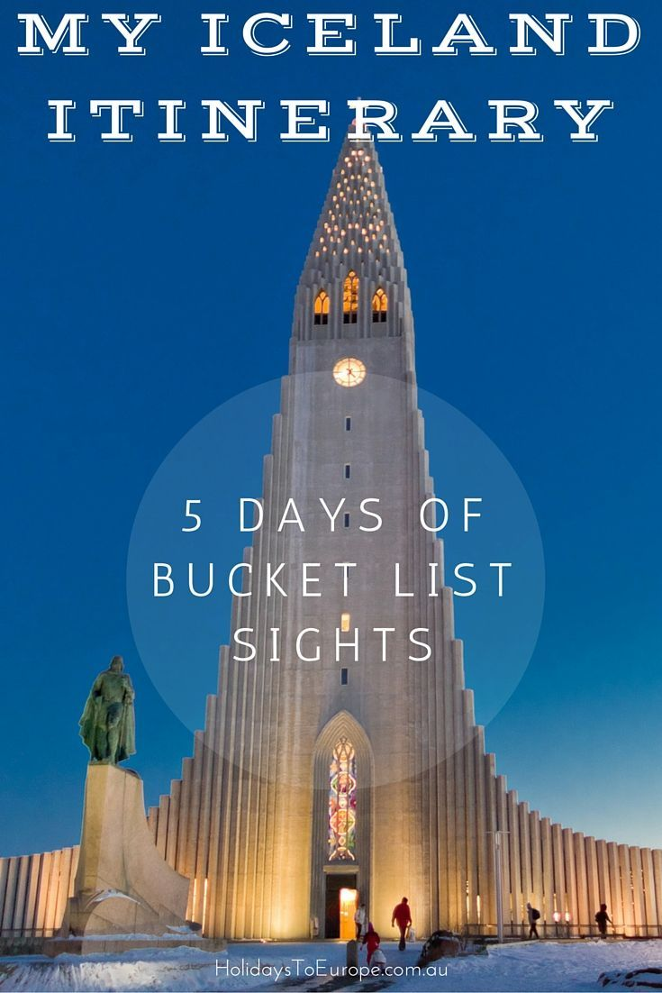 My visit to Iceland will be a dream come true.  Click the image to see which bucket list sights are included in my Iceland itinerary.