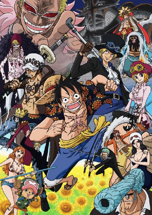 One Piece Wano Arc Wallpaper 4k