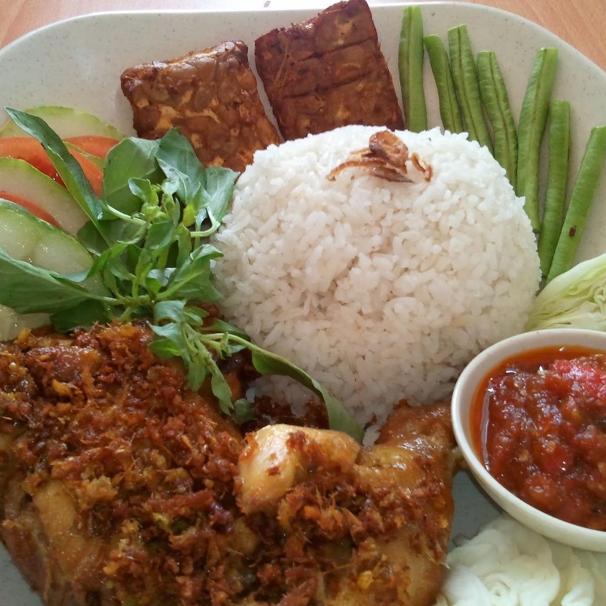 Azie Food Delivery Nasi Ayam Penyet Resep Masakan Resep Masakan