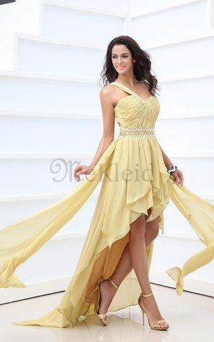 Pin von mekleid auf Abendkleider | Gelbe ballkleider ...
