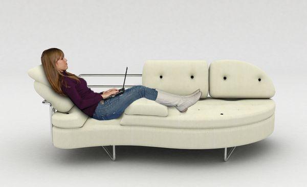 Best Laidback Multifunctional Futon Sofa For Perfect Ergonomic 400 x 300