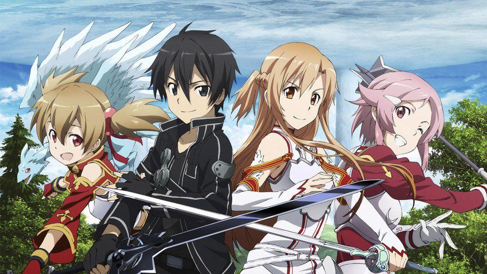Netflix la série'Live Action' pour Sword Art Online