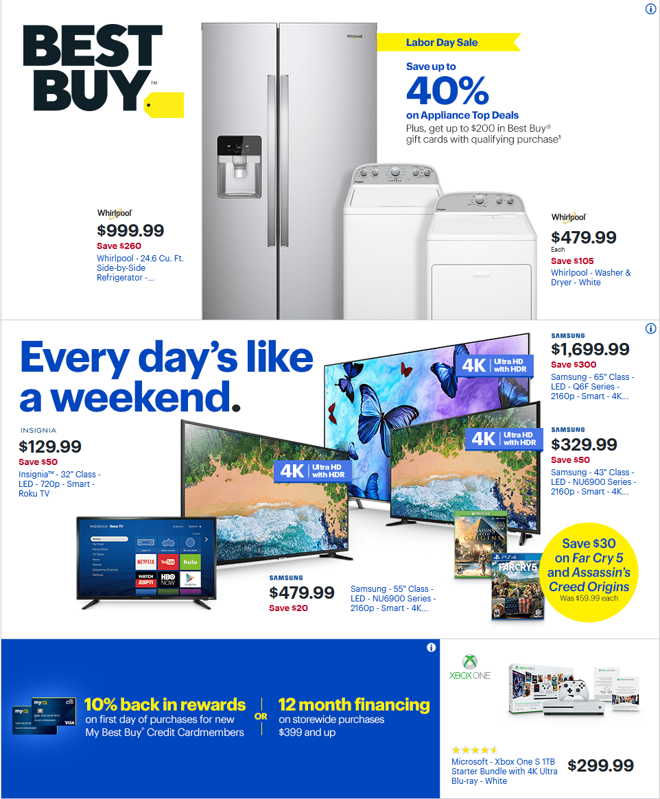 Best Buy Weekly Ad Flyer January 20 - 26 , 2019 | Weekly Ad