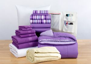 Residence Hall Linens Dorm Room Bedding Set - The Classy Chics