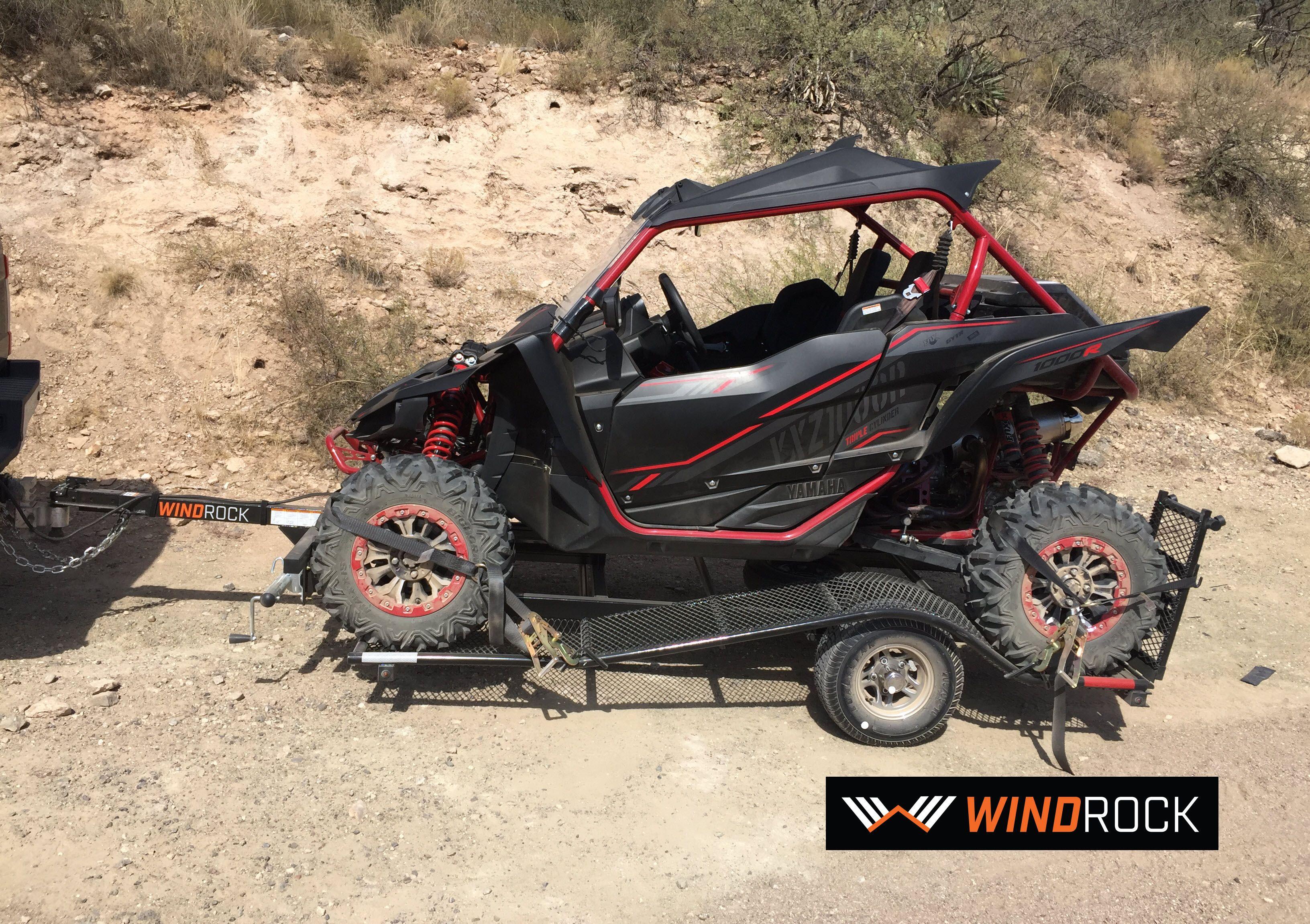 Yamaha Yxz Trailer Rzr Custom Trailers Polaris Rzr