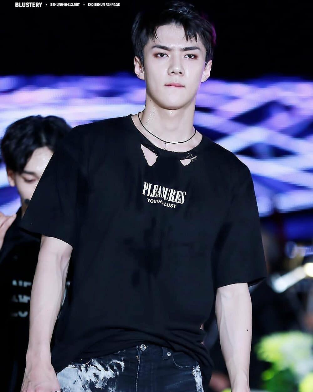 Exo Sehun Handsome