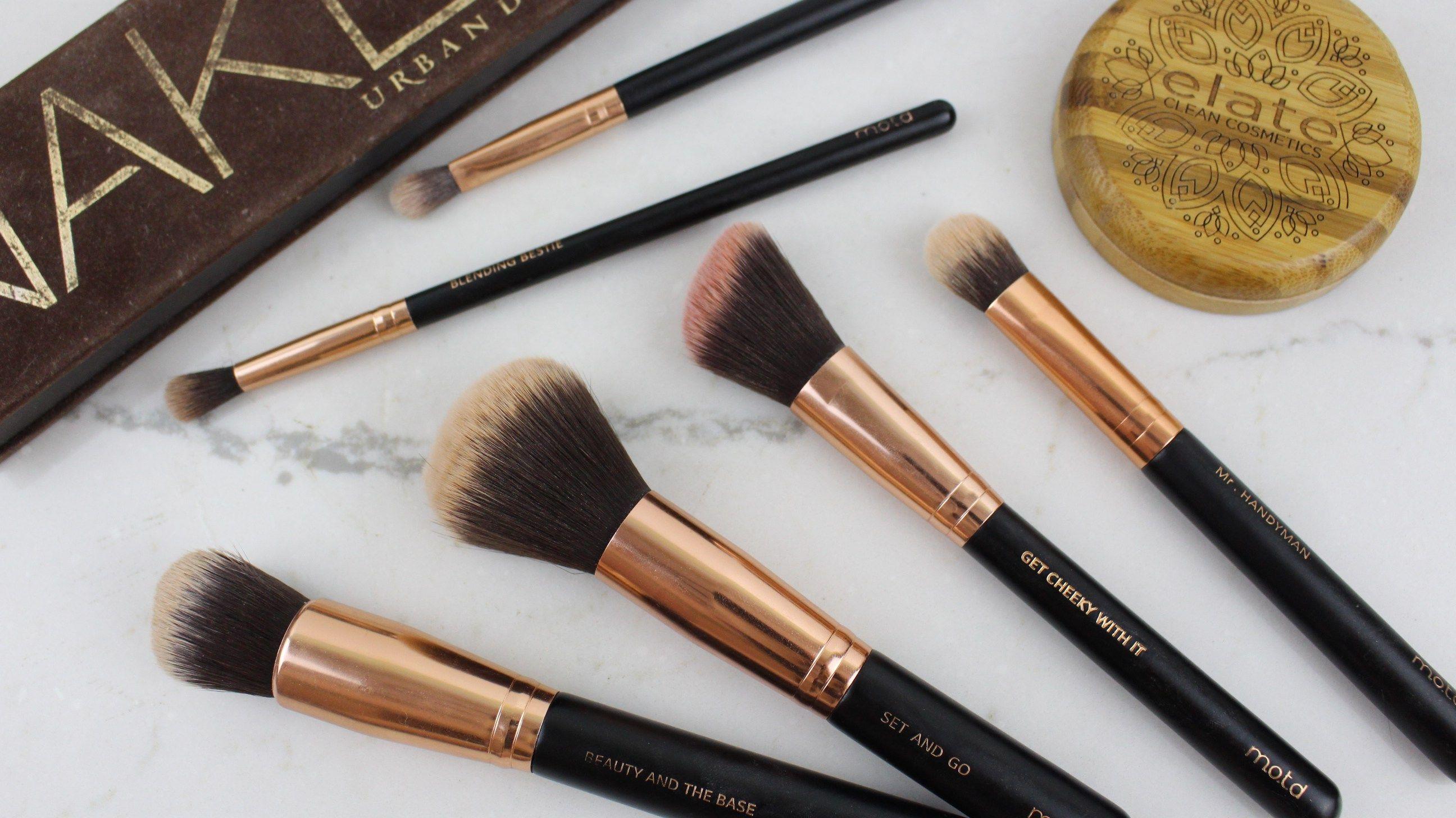 Makeup Brushes 101 Essential makeup brushes, Makeup