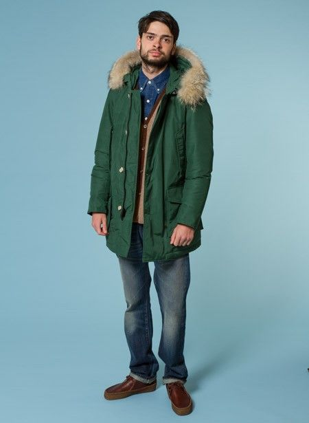 Woolrich Beams Plus Orslow Levi S Vintage Clothing Clarks Originals Clarks Wallabees Levis Vintage Clothing Menswear