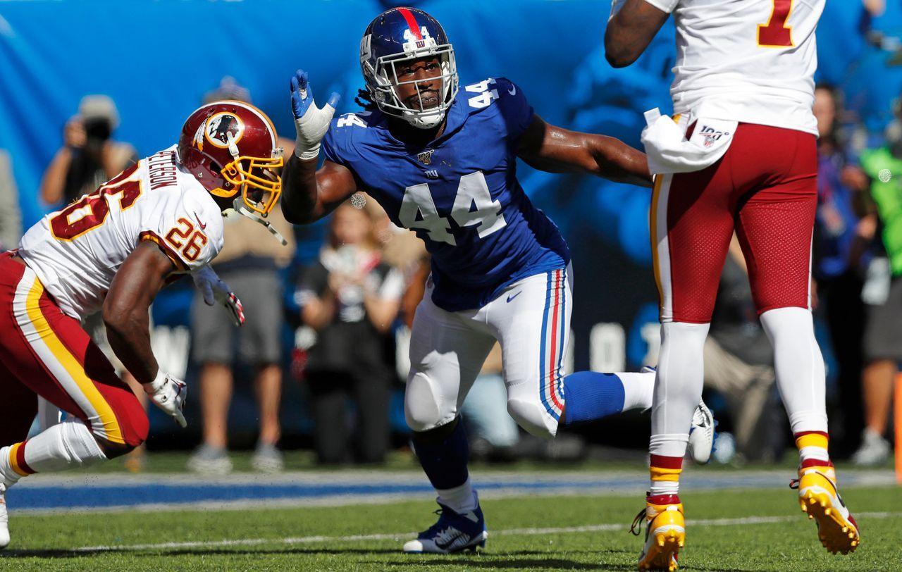NFL rumors Here is the Giants' biggest offseason need