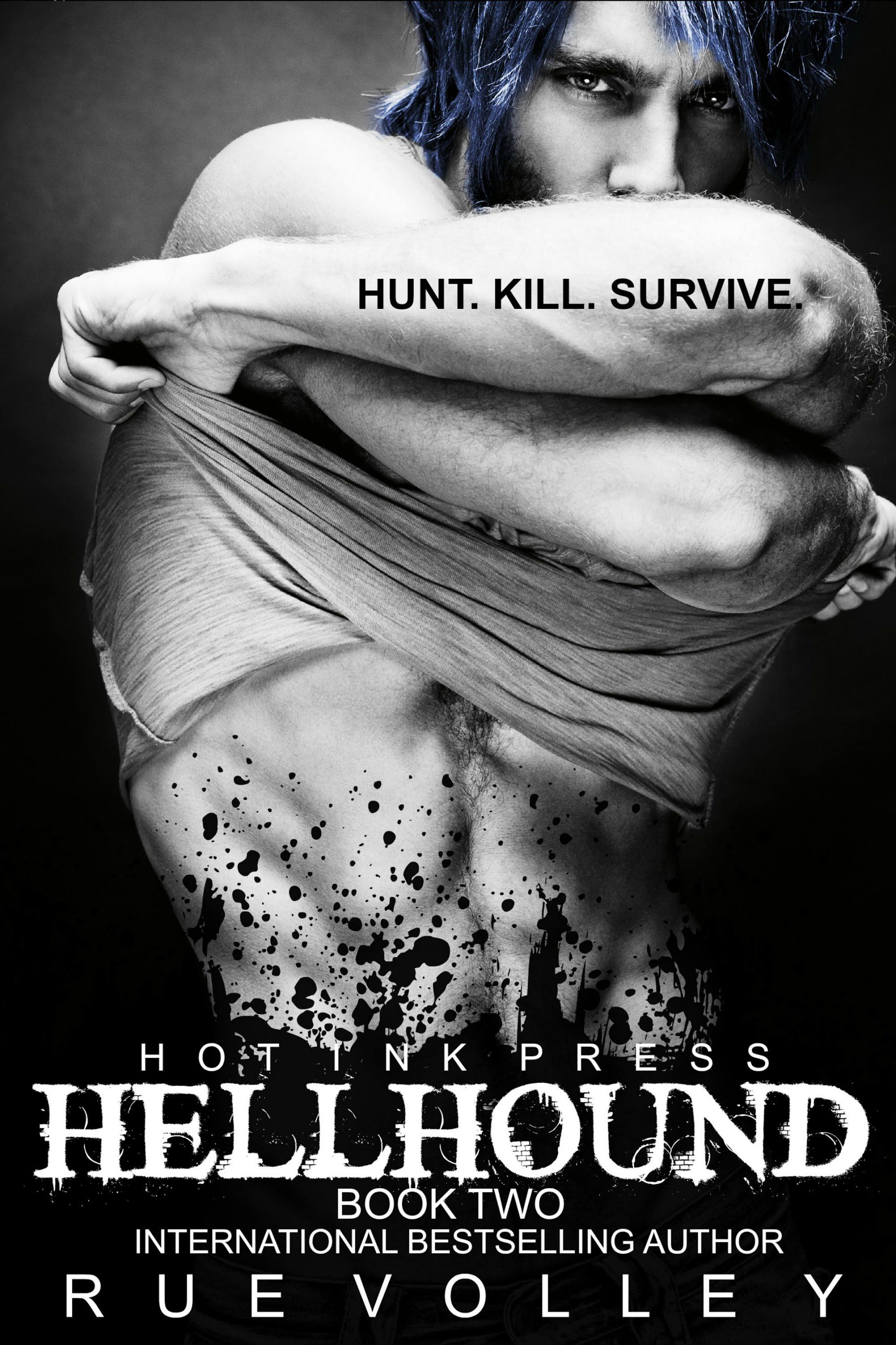 HELLHOUND 2 Trailer Dogs Of War Book Two Is Coming Jan 4th