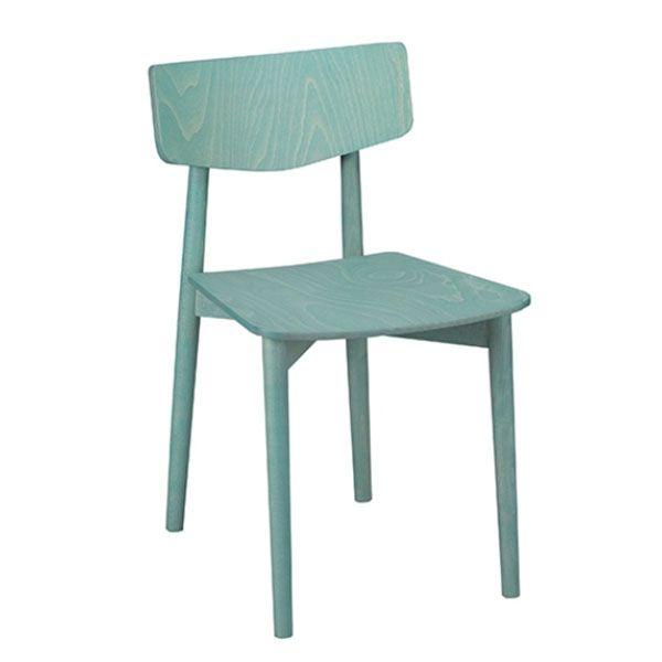 silla de madera dobry para cafeter a disponible en