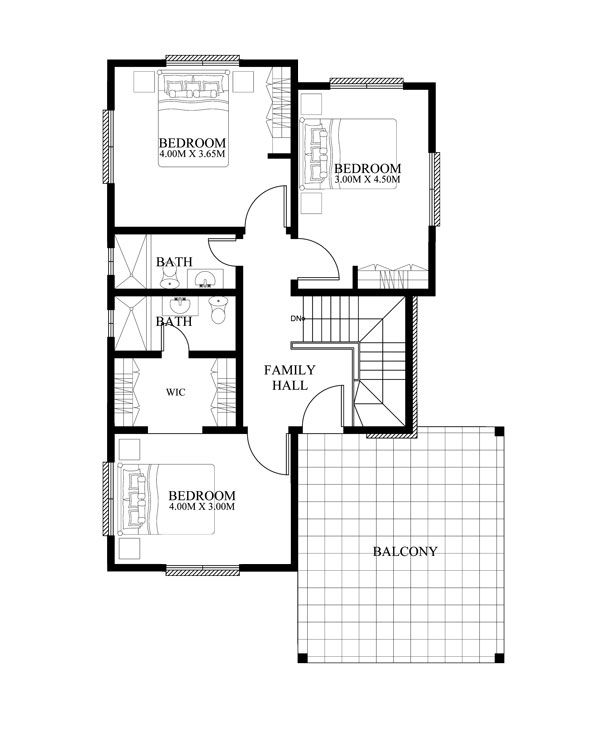 Two Story House Design Liberato Two Story House Design Two Storey House Home Design Plan