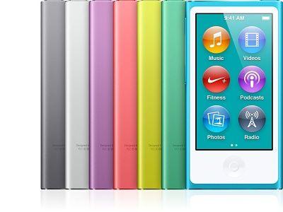 Ipod Nano Buy Ipod Nano With Free Shipping Apple Store U S Ipod Nano Ipod Apple Ipod
