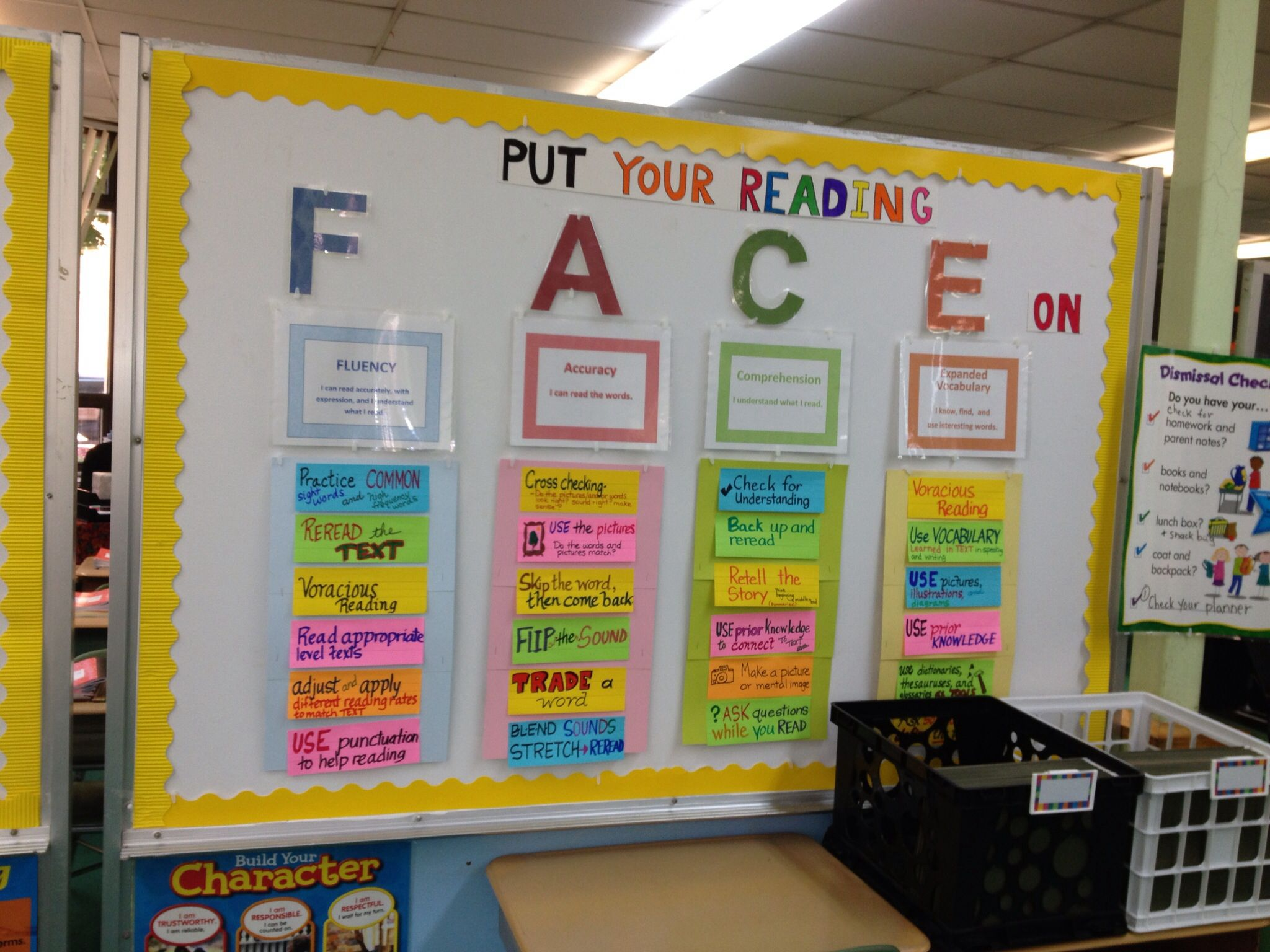 Reading Helps Common Core Grade Bulletin