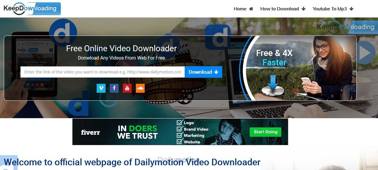 Do You Want To Download Dailymotion Movies and Songs Quickly