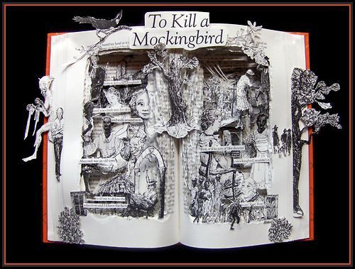 This is a custom order that I just finished. To Kill A Mockingbird. It was hard finding this book. Not only is it on every schools required ...