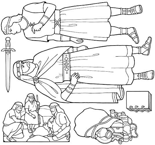 Tree Of Life Nephi Coloring Page Google Search Book Of Mormon