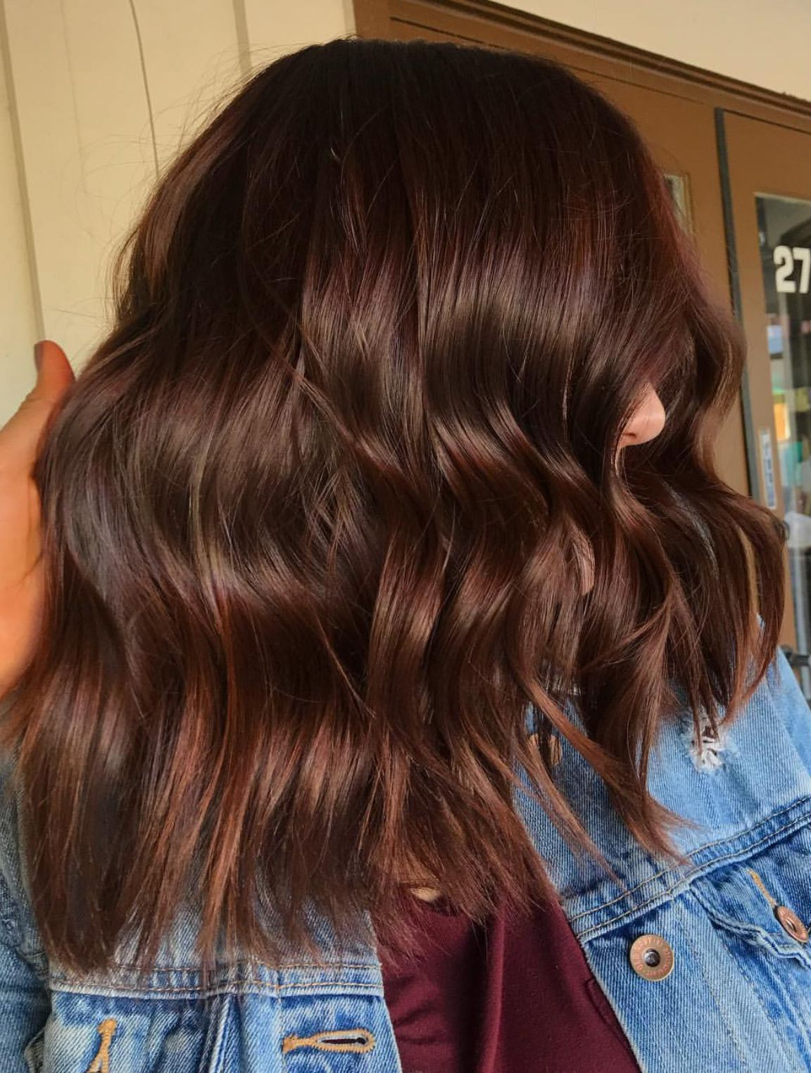 Pin by stylers studio on mid length haircuts in pinterest
