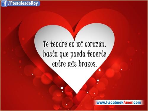 Imagenes De Corazon Con Frases De Amor Amor Lejano Frases De Amor Frases De Te Amo