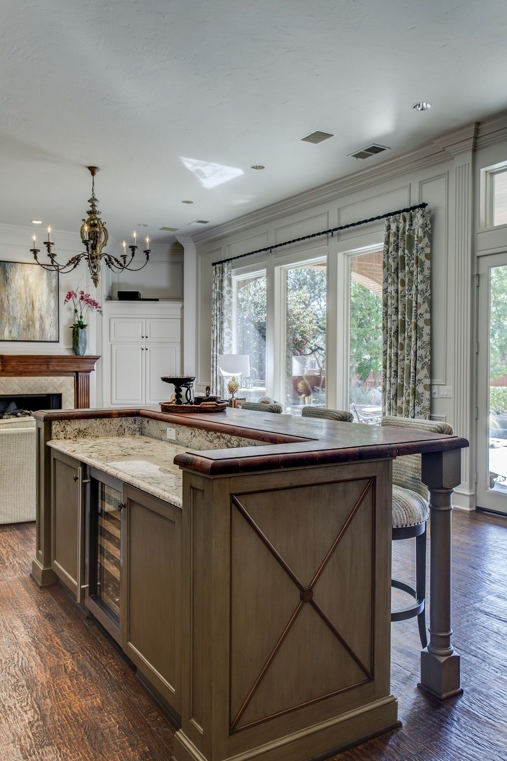 Kitchen Design Dallas Tx Awesome In Home Bars  Bar Cabinetry Design And Inspiration  Kitchen Design Ideas