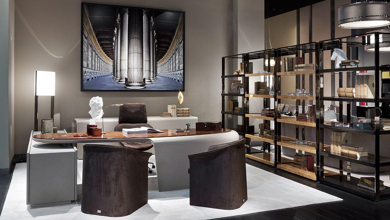 Bentley-Home-Presidente-Royce-escrivaninha-com-Kensington-sideboard ...