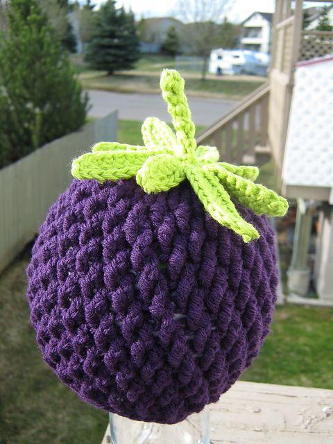 Ravelry: Berrylicious Beanie pattern by Crochet by Jennifer