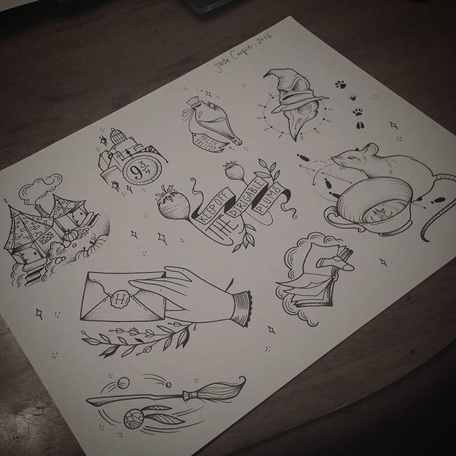 flash sheet harry potter - Google Search
