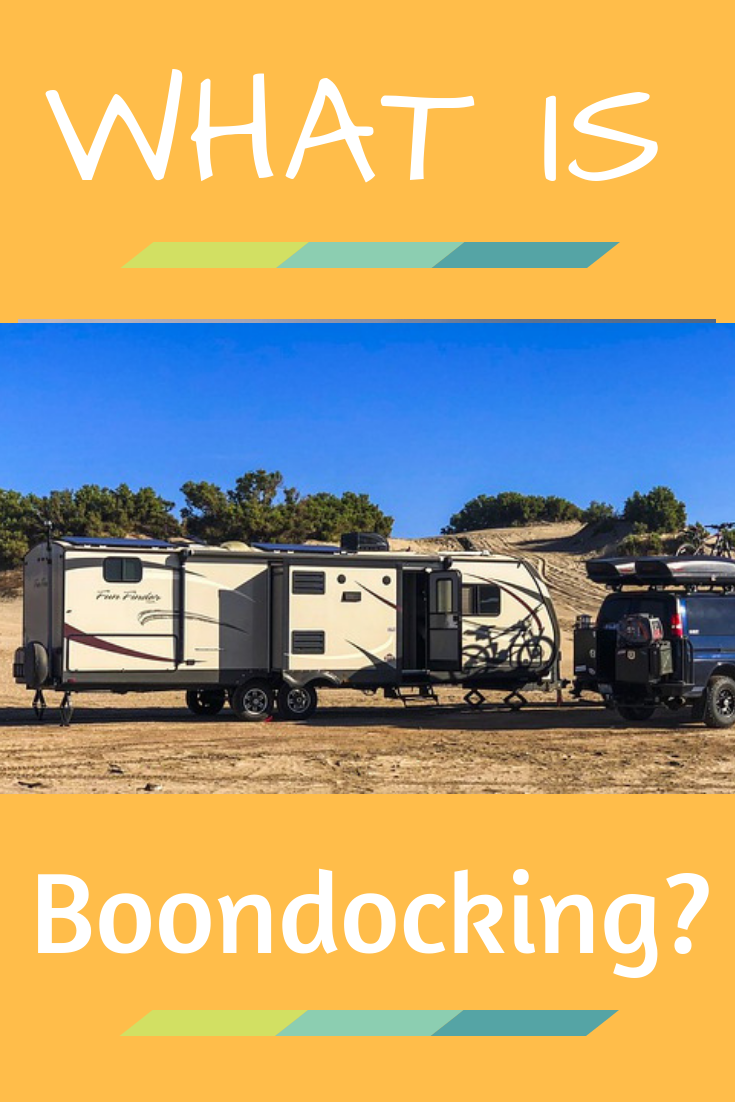 OOPS! Forgot! WHY Maine is Hard for Boondocking - YouTube