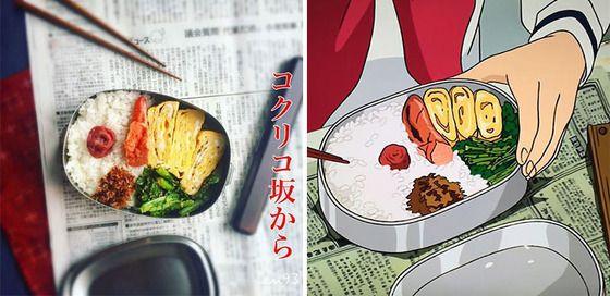 海外「日本人が再現したアニメに出てくる料理がどれも美味しそうだ!」日本人が実際に作ったアニメの ...