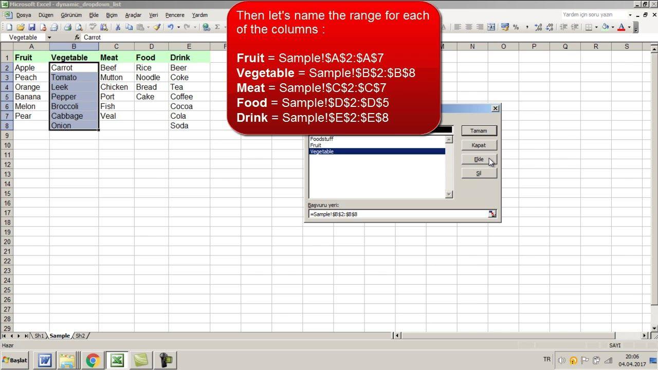 Kadr Leyn adlı kullanıcının Excel Tutorials and Excel