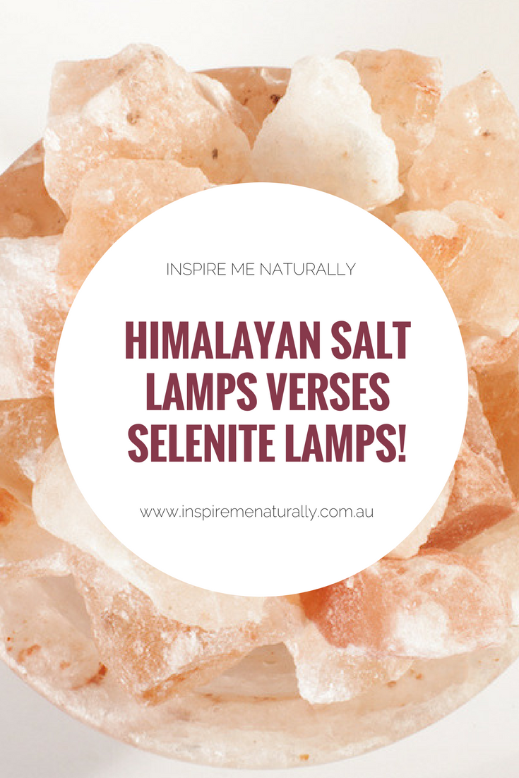 Himalayan Salt Lamp Warning Impressive Himalayan Salt Lamps Versus Selenite Lamps Which Lamp Is Right For Inspiration Design