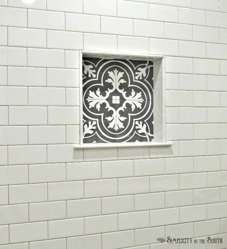 Merola Twenties Tile From Home Depot For The Master Bathroom Shower Bathroomremodel In 2019