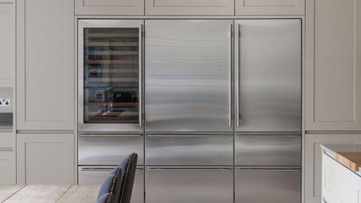 Integrated Undercounter Refrigerator Drawers | Integrated Refrigeration |  Sub Zero