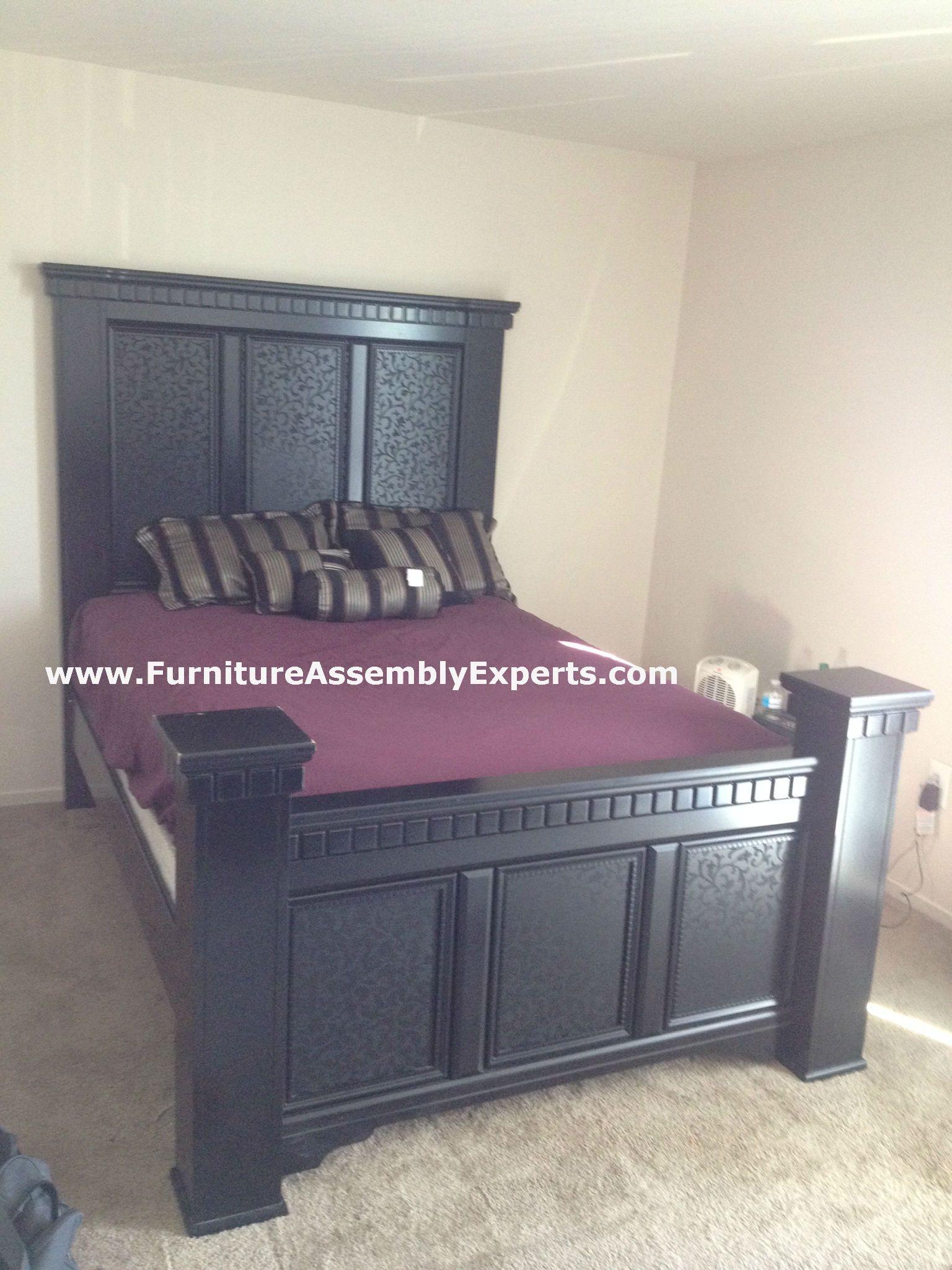 World Market Platform Bed Embled In Washington Dc By Furniture Embly Experts Llc
