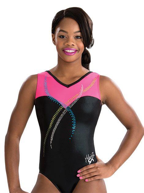 Gabby Douglas Gymnastics Leotards for 2013