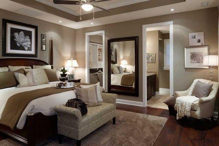 9 Cozy Master Bedroom Decoring Ideas #bedroomdecor
