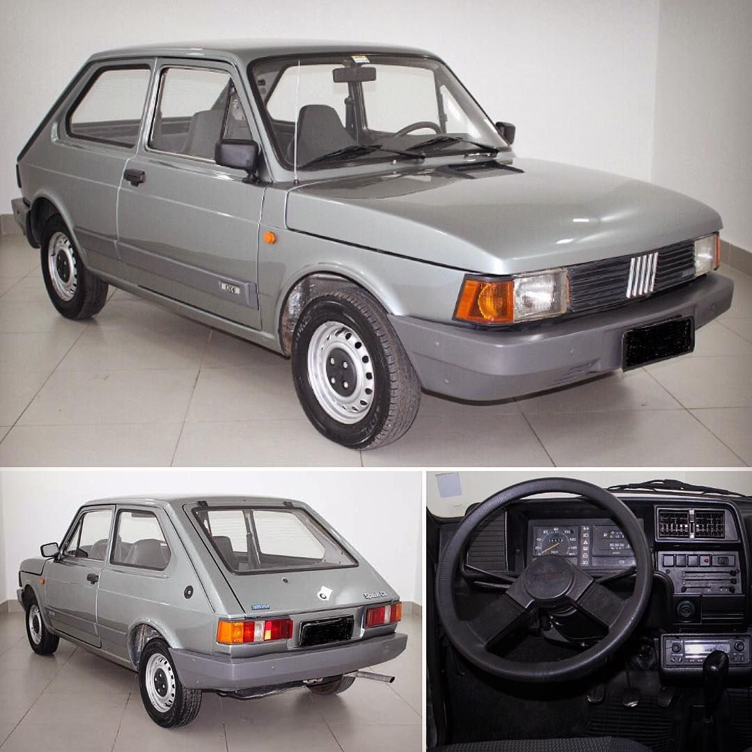 Fiat Spazio Cl 1983 Escola De Restauracao Do Clube Do Carro