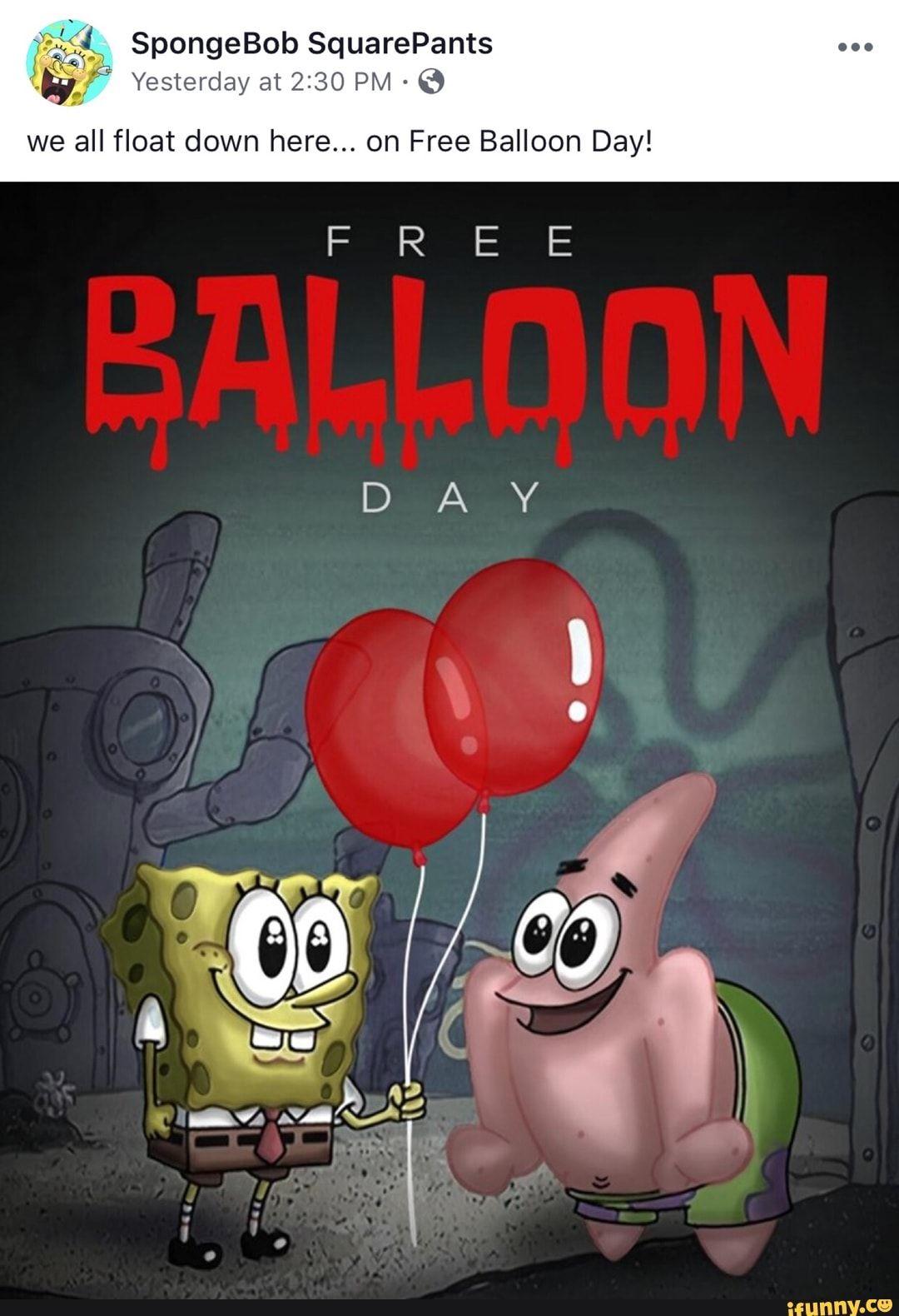 SpongeBob SquarePants Yesterday at 2:30 PM - 6 we all ...