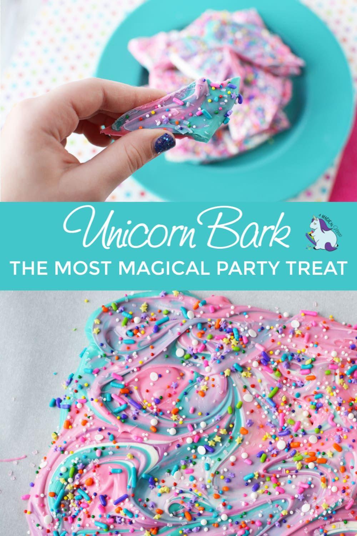 Magical Unicorn Bark