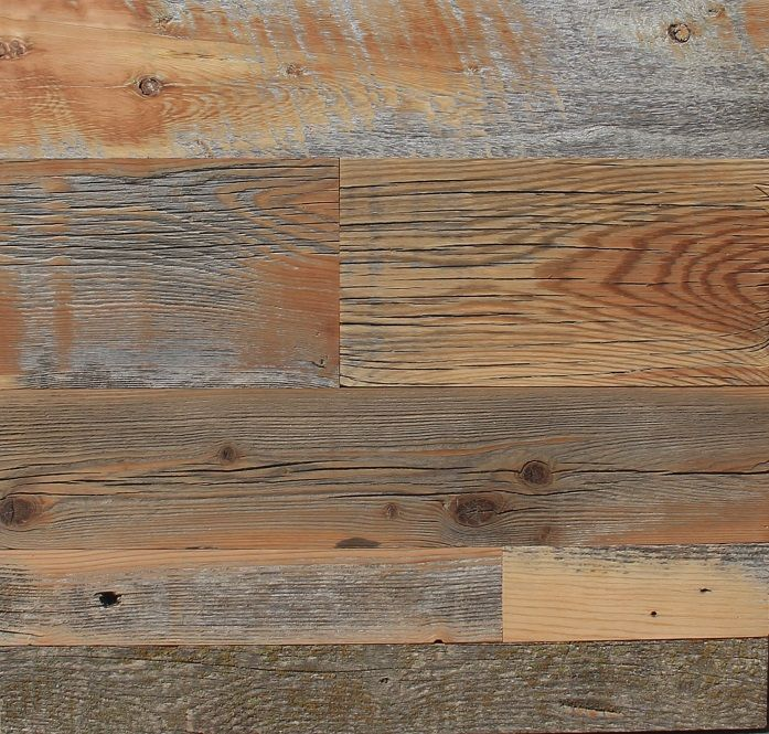 Barn Wood Wall Paneling Accent Wall Paneling - Idaho Barn Wood - Faux Barn Wood Paneling WB Designs
